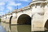 Pont Neuf à Paris, France