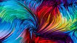 Digital Colorful Paint - 208441097
