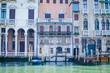 venetian houses on grand canal