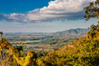A stunning landscape in the Taunggyi District, Shan State, Myanmar