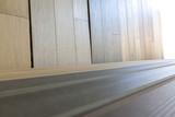 wooden decking samples - 208495810
