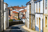 Old Town in Santiago de Compostela, Spain - 208522628