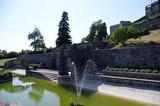 Ferrari's garden, stanjel, slovenie  - 208524851