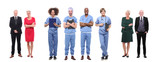 Group of healthcare people - 208552863