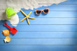 Summer holidays concepts