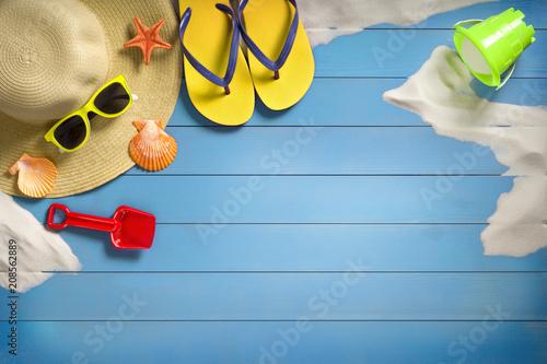 Summer holidays concepts - 208562889