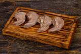 Raw lamb tongues - 208571230