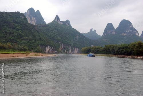Fotobehang Guilin Li River