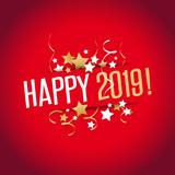 Happy 2019 - 208575689
