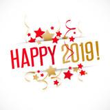 Happy 2019 - 208575867