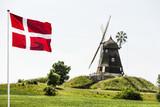 Windmühle in Dänemark - 208578299
