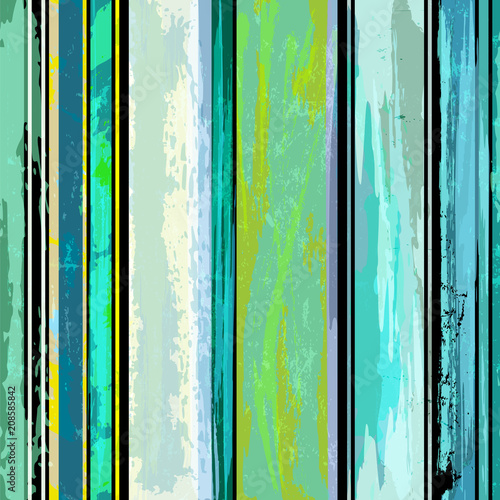 Fotobehang Abstract met Penseelstreken abstract pattern background, with stripes, strokes and splashes