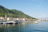 Porto turistico di Salò sul lago di Garda - 208622690