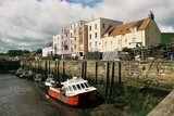 Harbour, St Andrews, Fife, Scotland. - 208624494