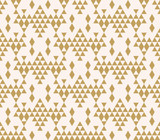 Ethnic seamless pattern with triangles. Tribal geometrical background. Vector illustration. - 208630263