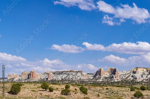 アンテロープ・キャニオン周辺の景色
