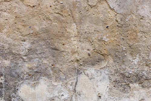 Aluminium Betonbehang Grungy concrete wall as background texture