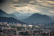 Grenoble, France, Europe  - 208650038