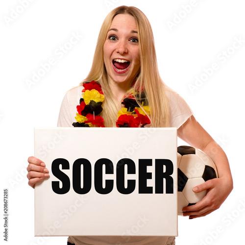 Aluminium Voetbal Soccer