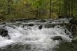 rural mountain waterfalls - 208676263