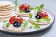 Tomato Ladybird Appetizer - 208680025