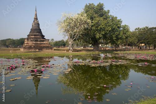 Fotobehang Thailand Sukhothai, Thailand