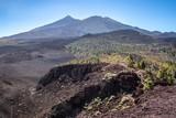 Tenerife, the old volcano the Teide
