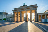 Brandenburger Tor in Berlin, Deutschland - 208748012