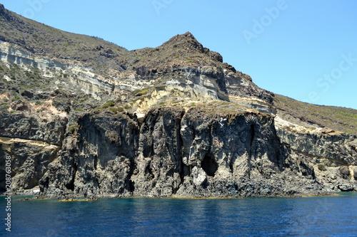 Aluminium Nachtblauw Pantelleria