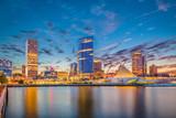 Milwaukee, Wisconsin, USA Skyline - 208776655