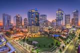 Charlotte, North Carolina, USA Uptown Skyline - 208778220