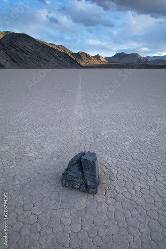 Aluminium Grijs Death Valley