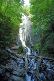 Mingo Falls in North Carolina