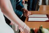 Signature mariage mairie
