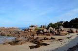 rocher en Bretagne - 208841637