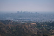 Los Angeles Blue Skyline  - 208855423