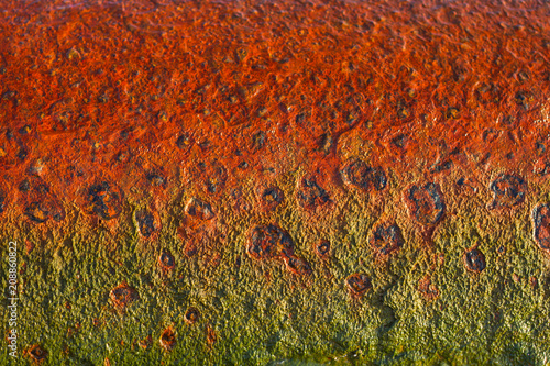 Fotobehang Rood traf. Stone texture and background