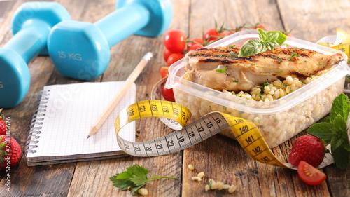 diet food concept - 208886626