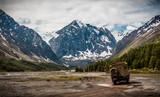 Altai mountain view
