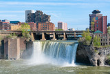 High Falls of Rochester, New York