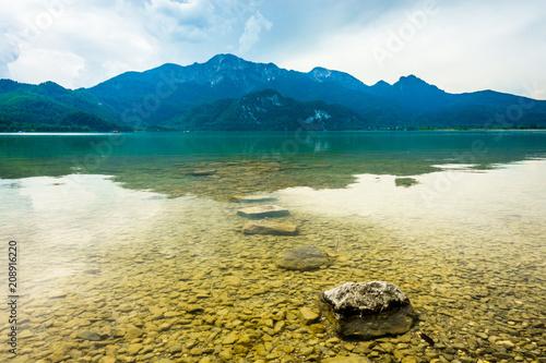 Foto Murales kochel lake - bavaria