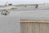 中田島砂丘の堤防工事 - 208917661