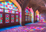 The Nasir al-Mulk Mosque also known as the Pink Mosque is a traditional mosque in Shiraz, Iran. It was built under Qajar rule of Iran. Property release is not needed for this place.