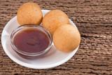 Buñuelos Colombian traditional food - 208926224