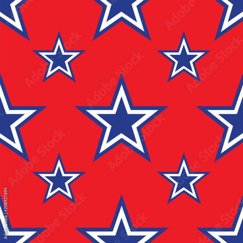 4th of July background - 208927694