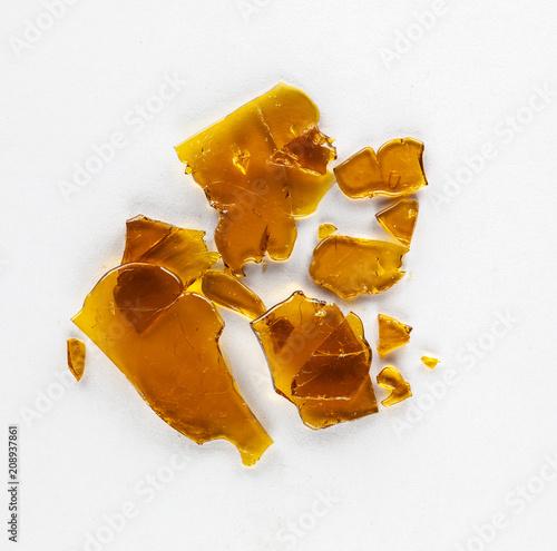 Fotobehang Natuur Marijuana extract