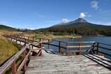 Baie de Lapataia en Terre de Feu, Argentine - 208958284