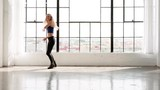 Female Hip Hop dancer in slow motion. - 208964838