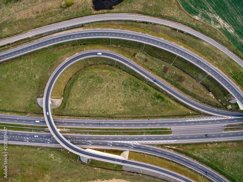 Węzeł drogowy