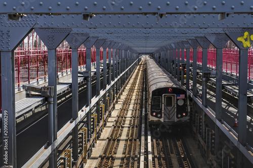 Commuting New York